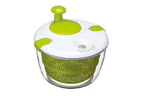 "Kitchen Craft Large Salad Spinner/Dresser, 25 cm (10"")"