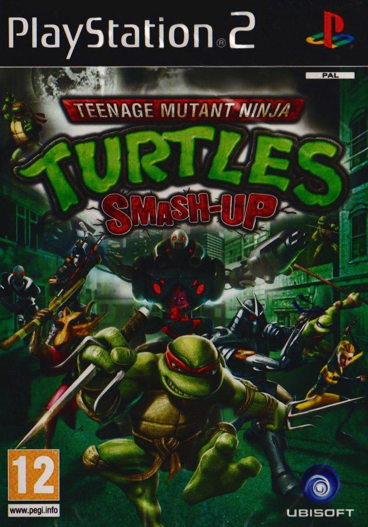 TMNT Smash Up (PS2) [Importación Inglesa]: Amazon.es ...