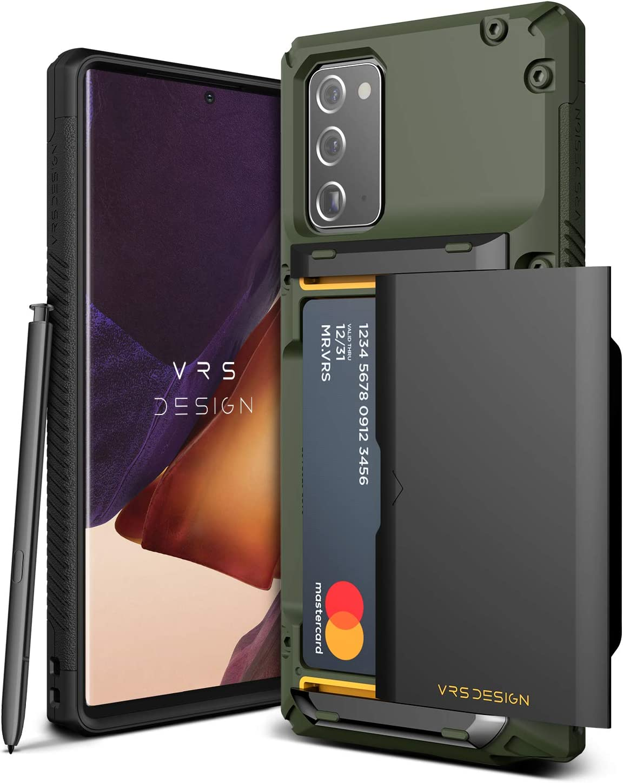 2. VRS Design Damda Glide Pro Samsung Galaxy Note 20 Case