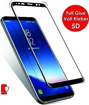 Arrivly 5D - Protector de Pantalla Completo para Samsung S9 ...