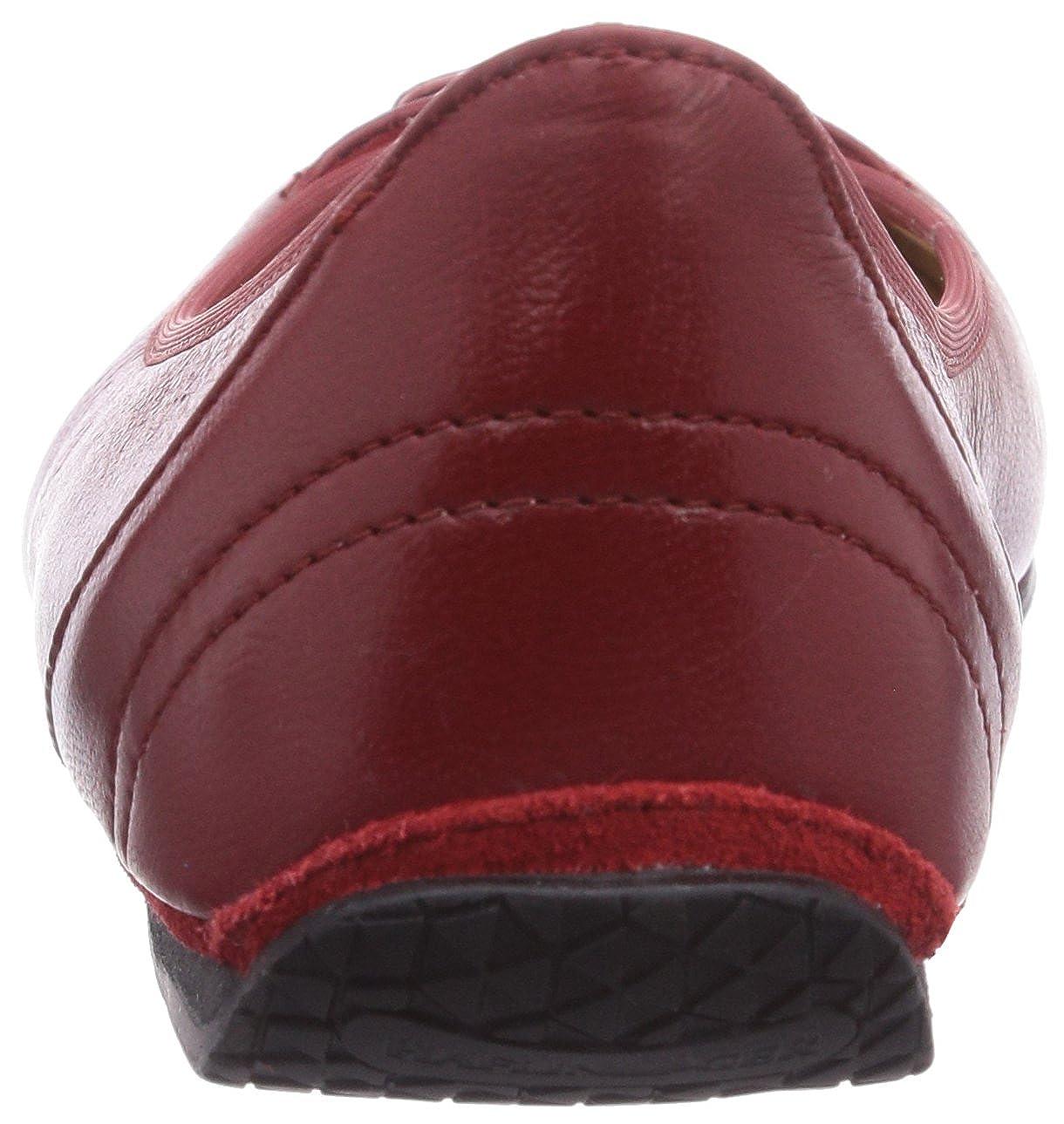 Haflinger Sporty Tessa Damen Geschlossene Ballerinas Rot (Chilli/92) (Chilli/92) Rot f078ea