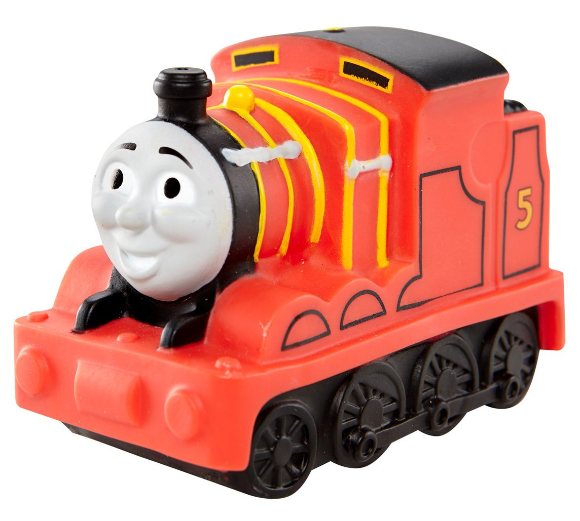 Fisher-Price My First Thomas The Train James Bath Squirter: Amazon ...