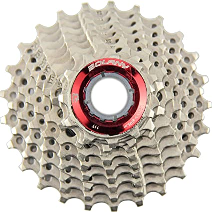 Bicycle Freewheel Durable Nickel Plate Mountain Bike 11-28T 7 Speed for Shimano