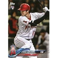 $37 » 2018 Topps Team Sets #A-17 Shohei Ohtani RC - Los Angeles Angels (Rookie Card)
