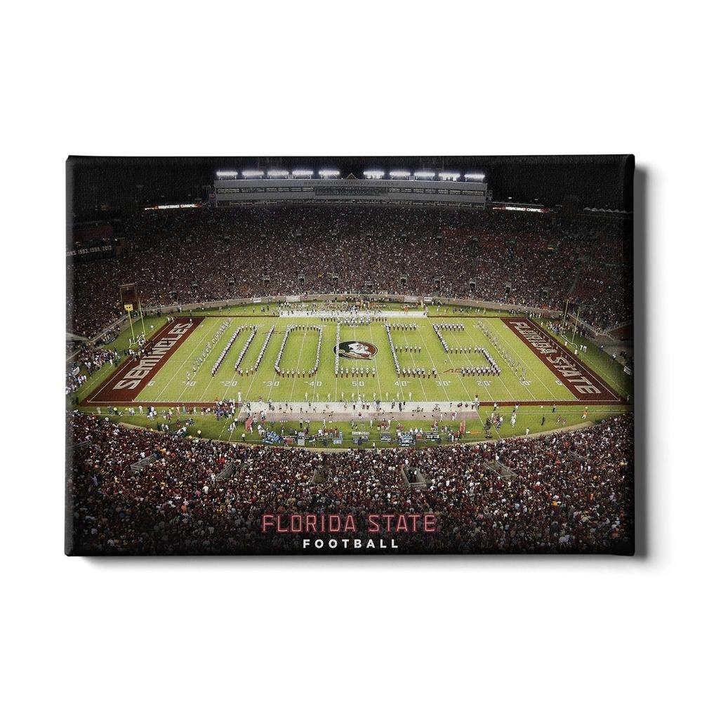 Florida State Seminoles ''Football'' Wall Art