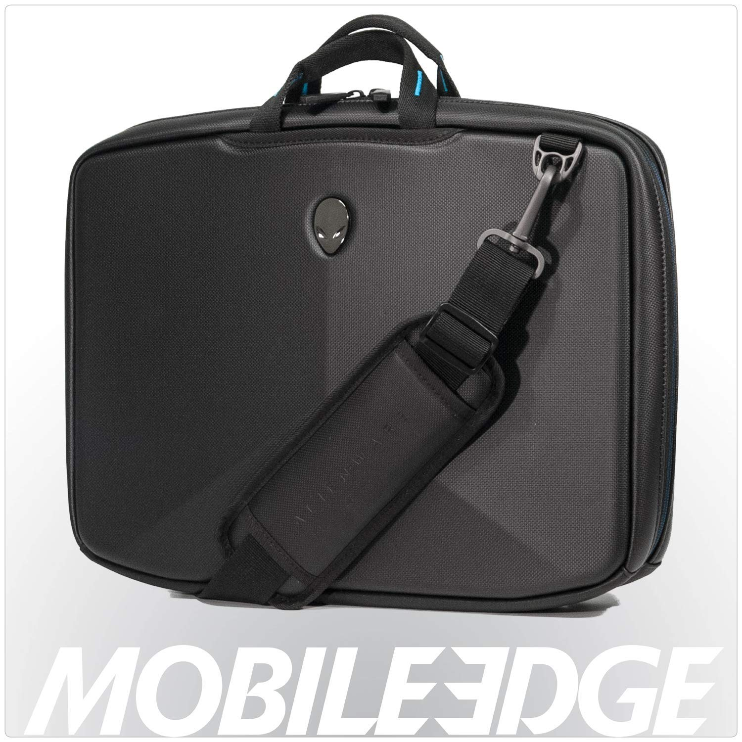 Mobile Edge Alienware Vindicator 2.0 Black Slim Laptop Carrying Case, 15 Inch, AWV15SC2.0