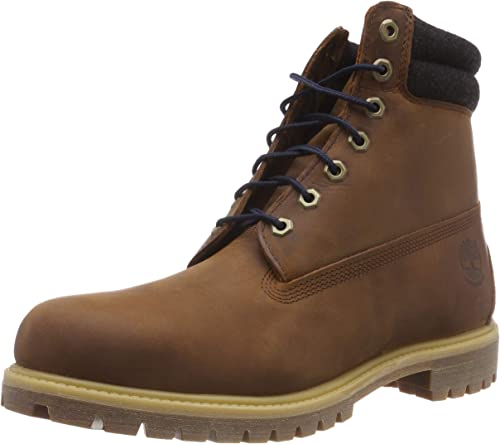Timberland 6 inch Double Collar Waterproof, Bottes Homme