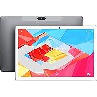 LNMBBS X30 Tablet 10.1 Pulgadas, 6GB de RAM y 128GB Memoria Tableta 10 Núcleos Procesador Android 9.0 Tablet 8000mAh Batería y 2560*1600 FHD IPS, Doble 4G y Doble Banda WiFi, Tipo C (Gris)