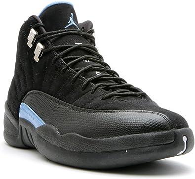 Amazon.com | Jordan Air 12 Retro (Black