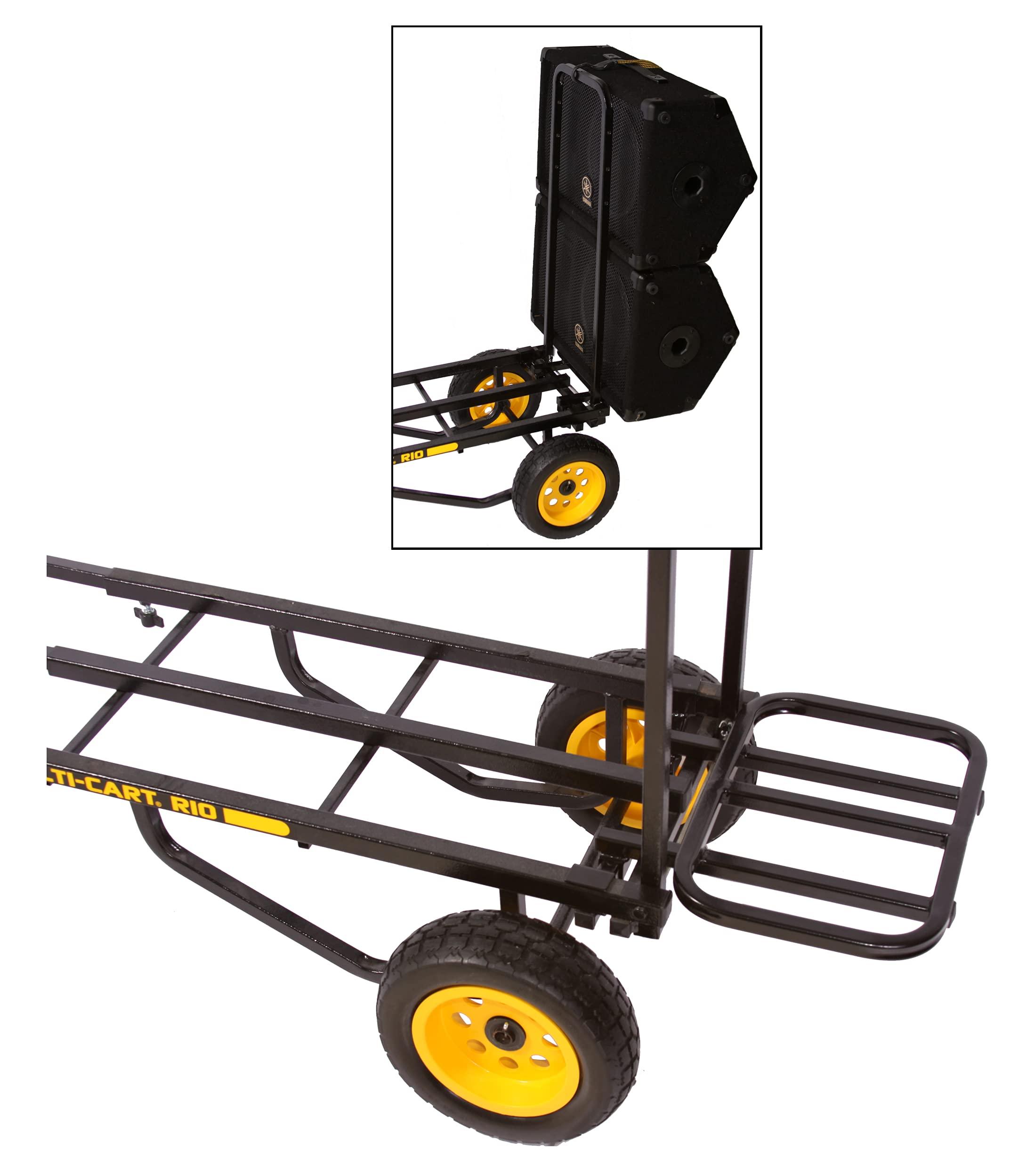 Rock-N-Roller Multi-Cart Extension Rack (RRK1)
