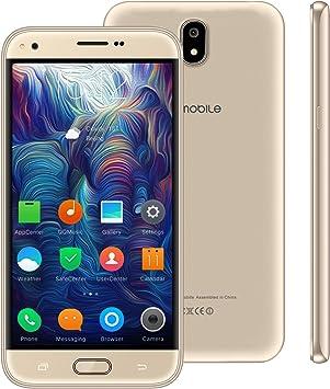 Telefono Móvil Doble Sim 4g,10Pcs 5.5 Pulgadas 16GB 5MP Cámara ...