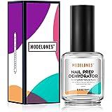 Modelones Professional Natural Nail Prep Dehydrate, Nails Superior Bonding Primer for Acrylic Powder and Gel Nail Polish…