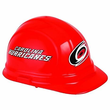 Amazon.com   NHL Carolina Hurricanes Hard Hat   Sports Related Hard ... 724fd85d5e2