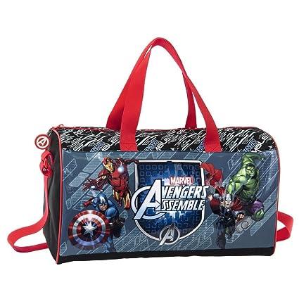 MARVEL Avengers Sac de Voyage, 42 cm, 21.17 L, Multicolore