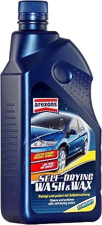 Arexons Autopflege Wash Wax 1 Liter Drogerie Körperpflege