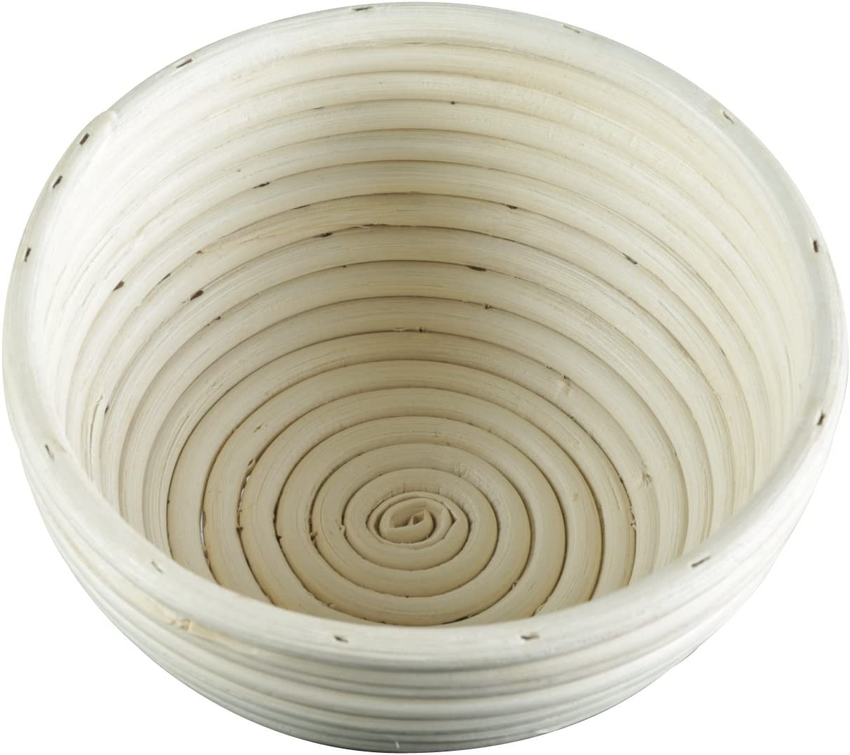 8-Inch Frieling USA Brotform Round Bread Rising Basket