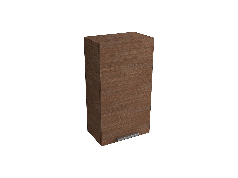 the best attitude ceb76 1fb4f Modular Wall Storage Unit / Bathroom Cabinet (Brown Linear ...