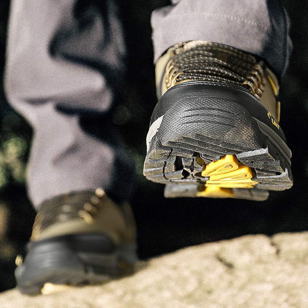 UCNHD Wanderhalbschuhe Wasserdichte Wanderschuhe Für Herren Outdoor Stiefel Turnschuhe Taktische Taktische Taktische Stiefel 6abe6c