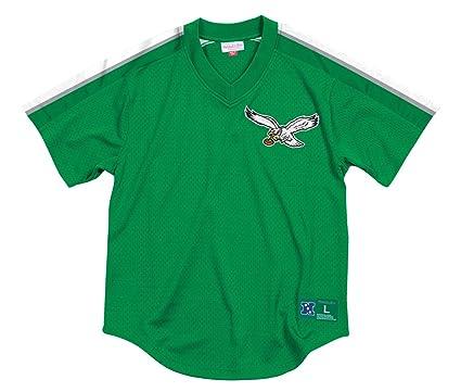 new arrivals 0e43d 085ce Amazon.com : Philadelphia Eagles Mitchell & Ness NFL Men's ...