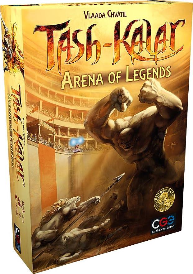 Czech Games Edition - Juego de Mesa, de 2 a 4 Jugadores (CGE00023) (Importado): Amazon.es: Juguetes y juegos