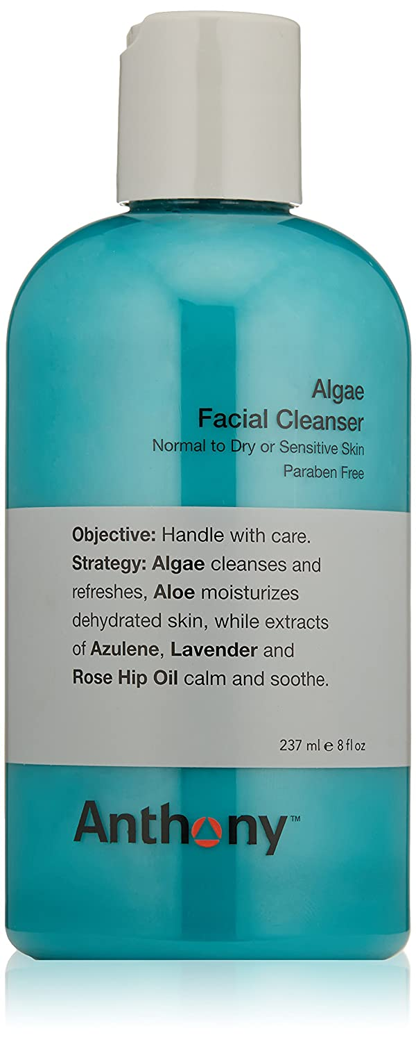 Anthony Logistics Facial Cleanser