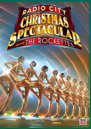 Christmas Spectacular.Amazon Com Radio City Christmas Spectacular The Rockettes