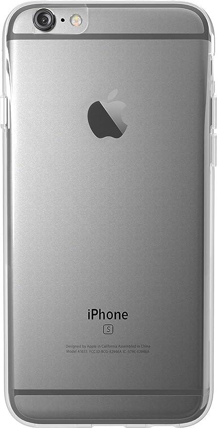custodia trasparente iphone 6