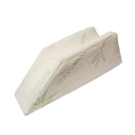 Amazon.com: MonMed - Almohada de espuma para cuña de cama ...