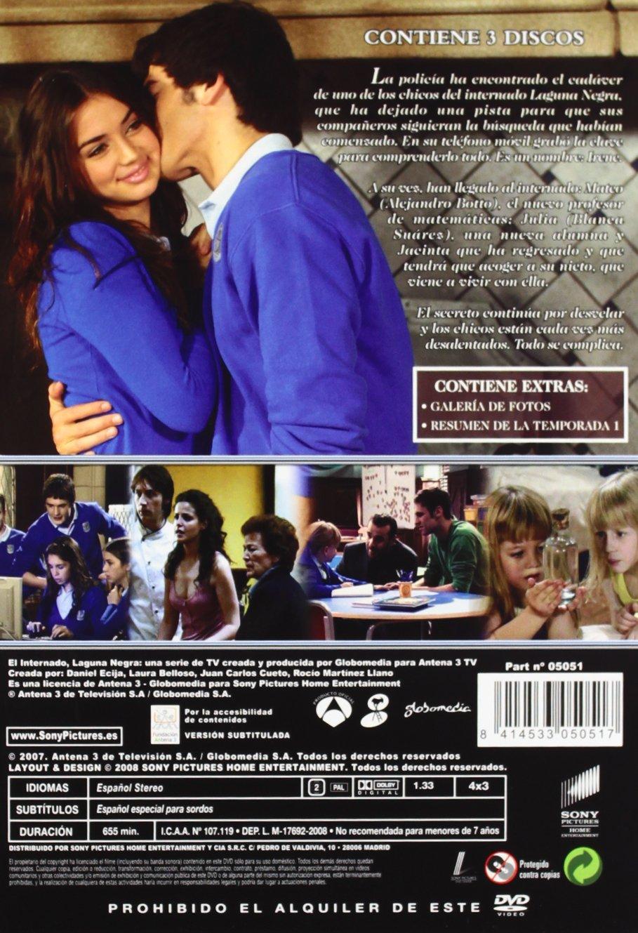 El Internado Temp. 1+2+3 [DVD]: Amazon.es: Marta Tonré ...