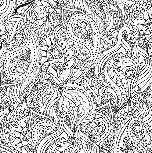 Adult Coloring Book Value Pack Doodle Joyful Amp