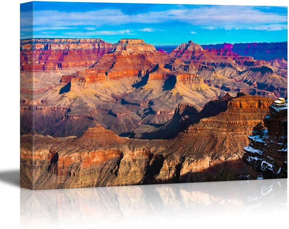 The Beautiful Landscape of Grand Canyon National Park Arizona, Quality Artwork, Magnificent Artistry