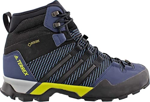 adidas outdoor Mens Terrex Scope High GTX Shoe (11 - Core Blue/Black/Col. Navy)
