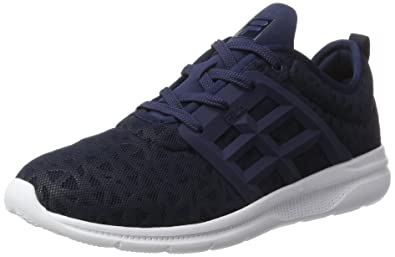 fila for men. fila men\u0027s men base powerbolt 2 low slippers blue size: 6 for c