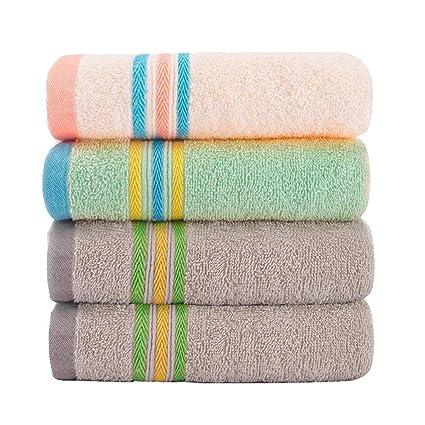 YaNanHome Toalla Toalla de algodón Toalla para el hogar Espesar Toalla para Lavar para Adultos Toalla