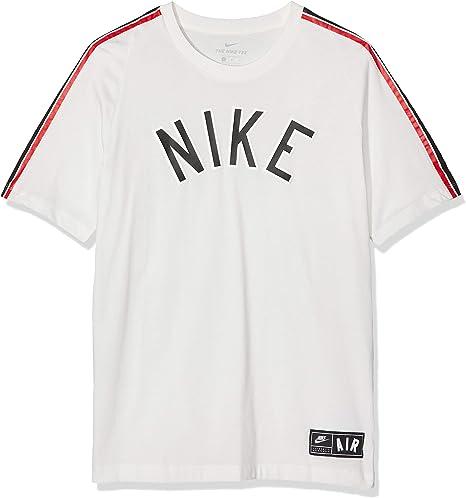 NIKE M NSW CLTR Air 3 Camiseta de Manga Corta, Hombre, Sail, XL: Amazon.es: Ropa y accesorios