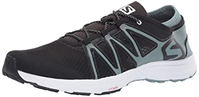 72fbb3812237 Salomon Men s Crossamphibian Swift 2 Walking Shoe Black 7 Standard US Width  US