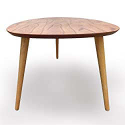 Caspar Natural Wood Coffee Table