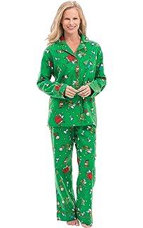 368cd1b7c207 PajamaGram Family Christmas Pajamas Soft - Christmas Pajamas for ...