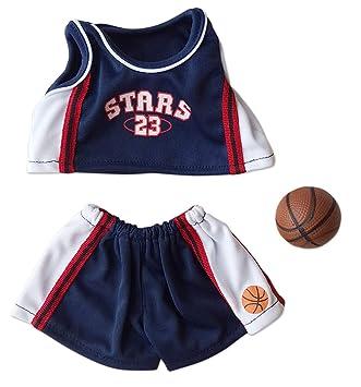058f4b3de70d Basketball Uniform Clothing Fits 8 quot  10 quot  Most Webkinz
