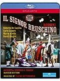 Rossini:Il Signor Bruschino [Daniele Rustoni, Roberto De Candida; Carlo Lepore; Maria Aleida; David Alegret; Orchestra Sinfonica G. Rossini] [OPUS ARTE : BLU RAY] [Blu-ray] [2015]