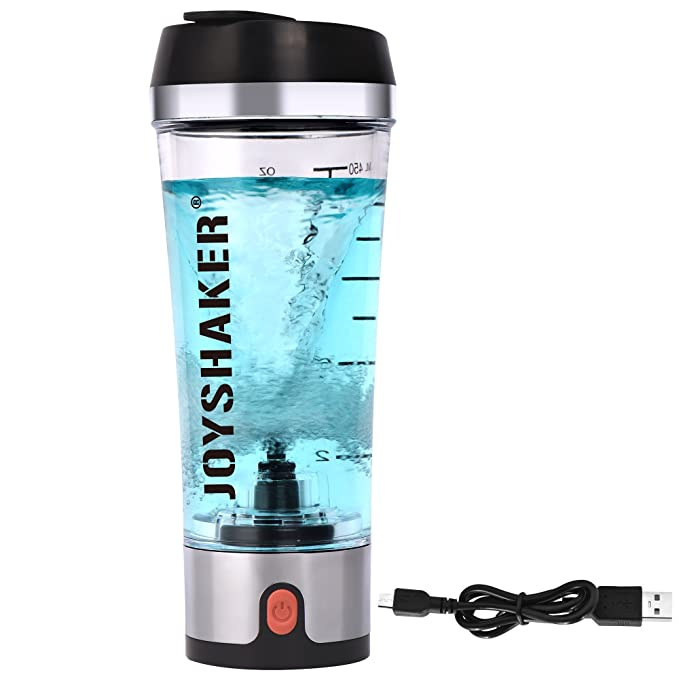Review Joyshaker Electric Protein Shaker