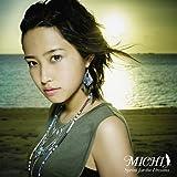 MICHI 1st Album「Sprint for the Dreams」通常盤