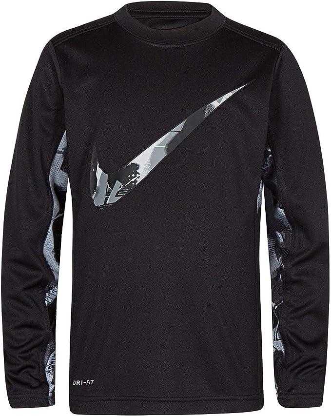 Nike Kids Boy's Dri-FIT Long Sleeve