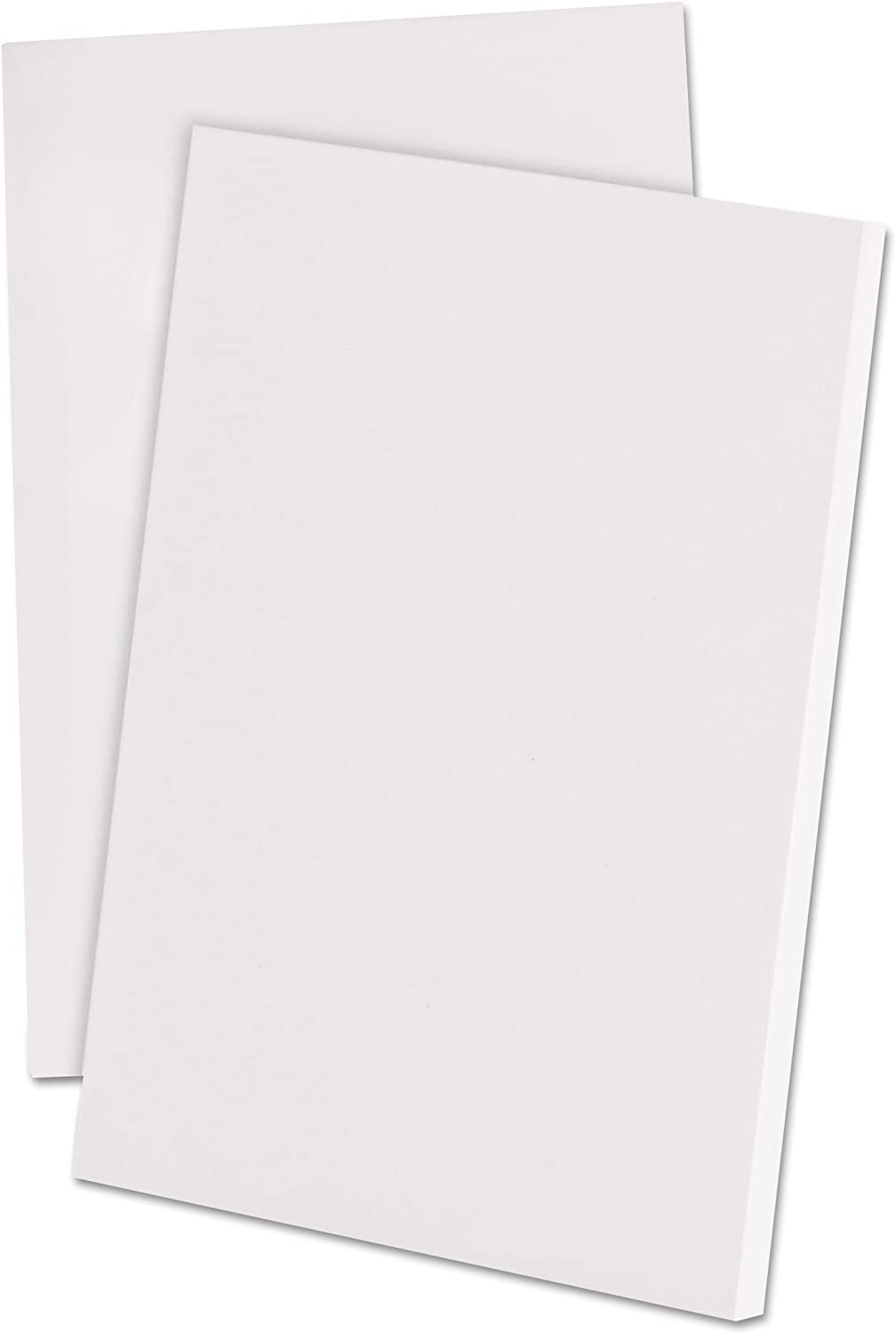 Ampad 21731 Scratch Pad Notebook, Unruled, 4 x 6, White, 100 Sheets (Pack of 12)