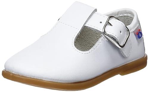 Conguitos IVS12200, Zapatos de Cordones Derby Unisex niño, Blanco (White), 26 EU: Amazon.es: Zapatos y complementos