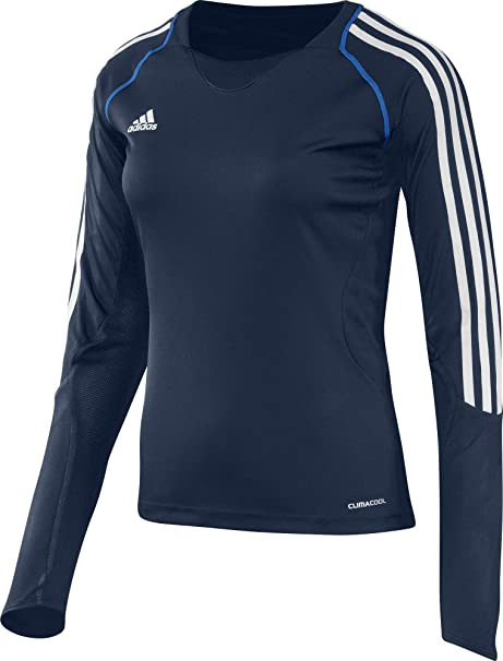 price reduced best quality price reduced adidas Damen Trainingsshirt T12 CC Long Sleeve Tee: Amazon ...