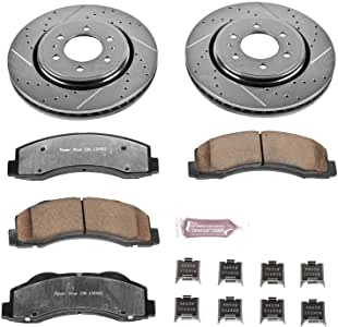 Power Stop K3167-36 Front Z36 Truck and Tow Brake Kit