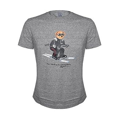 67852e78f7c ... Cap d agde. Polo Ralph Lauren Mens Limited Polo Bear T-Shirt (2XB 2G