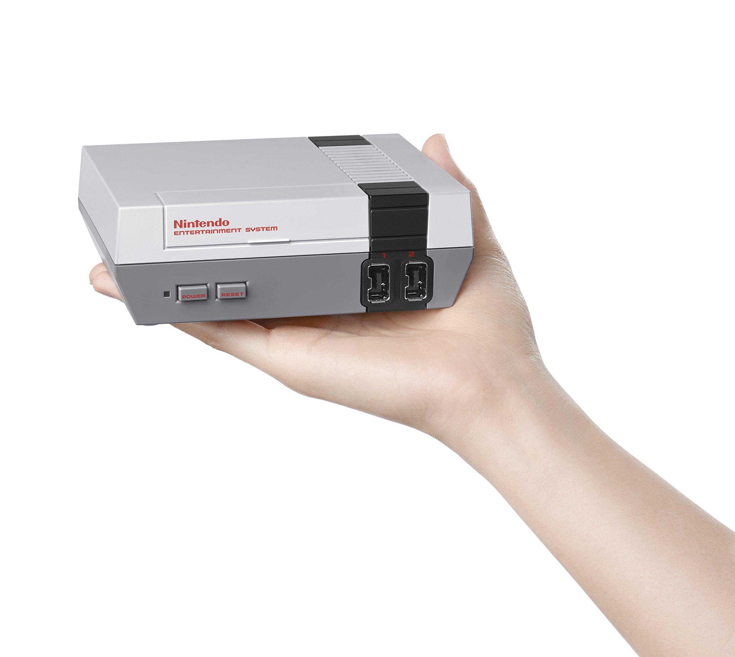 Nintendo NES Classic Mini EU Console by Nintendo (Image #1)