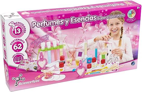crear perfumes niños amazon